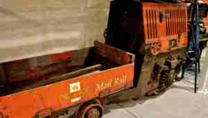 The Hidden Secrets of the Royal Mail Underground