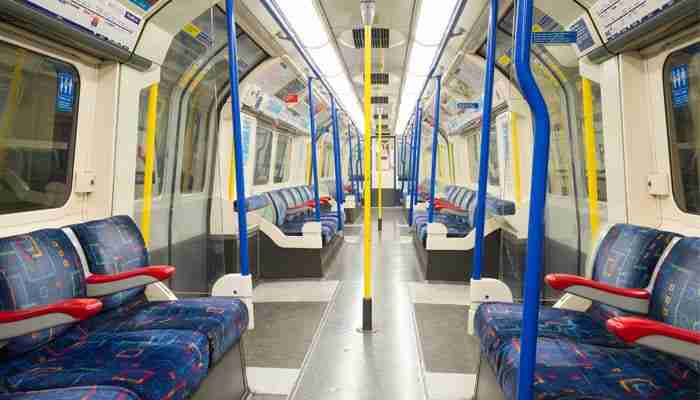 When was Air Con First Introduced to the Underground?